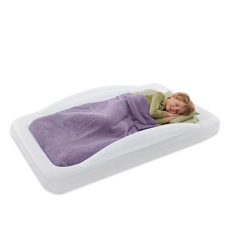 Shrunks Indoor Toddler Inflatable Travel Bed Review