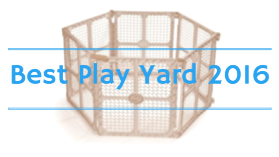 Best Play Yard 2016 top image