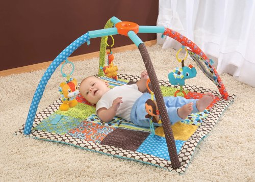 Guide To The Best Baby Play Mat And Activity Gym 2017
