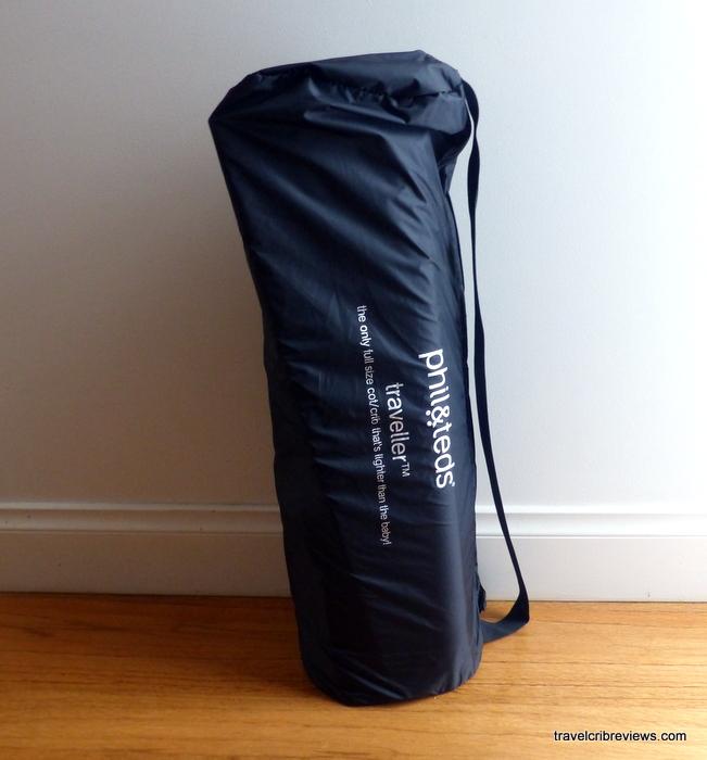 phil&teds Portable Traveller Crib